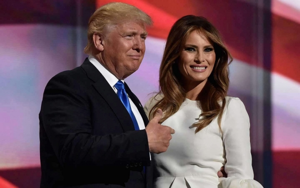 Мелания Трамп поразила публику безвкусным нарядом