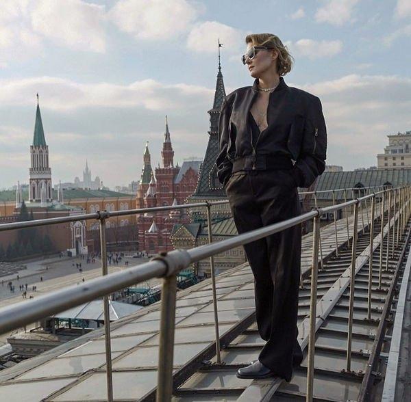 Фанаты восхитились внешним видом Ренаты Литвиновой
