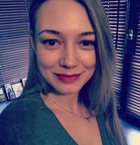 Оксана Акиньшина поделилась интимным сником с отдыха