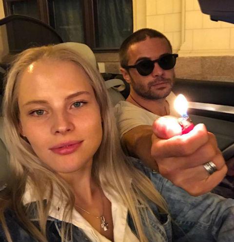 Невеста Ильи Глинникова осадила обвинявших ее в «романе по контракту»