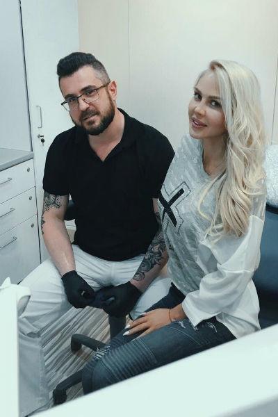 Мария Погребняк потратила миллион за визит к стоматологу
