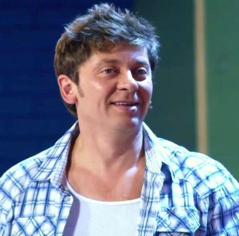 Дмитрий Брекоткин не хочет быть актером