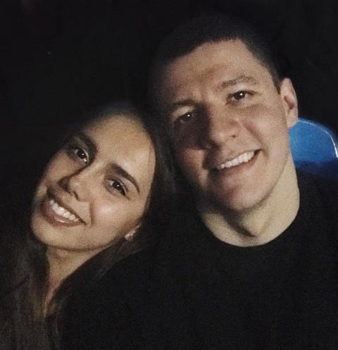 Маргарита Мамун узаконила отношения с Александром Сухоруковым