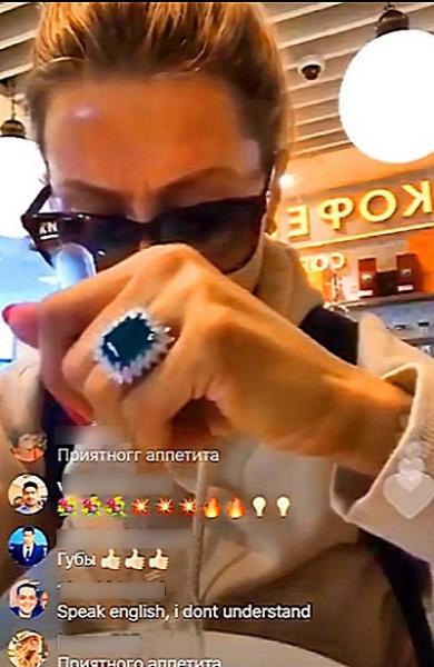 Виктория Боня заинтриговала сообщением о новом муже