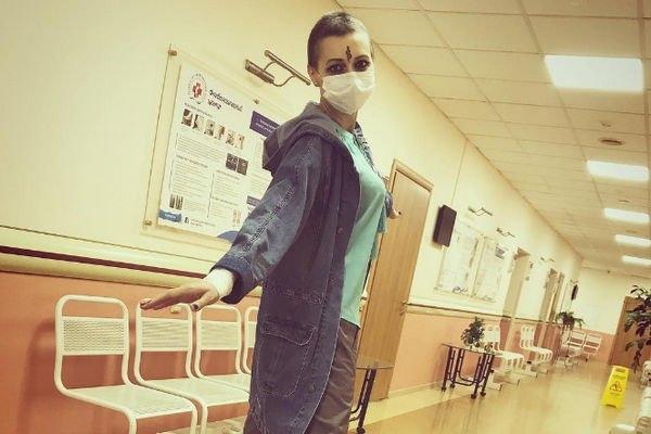 Онкобольная Лама Сафонова со всей ответственностью выбирает врача