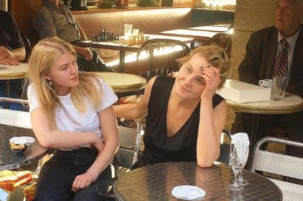 Рената Литвинова не пожалела крупную сумму денег на обучение дочери