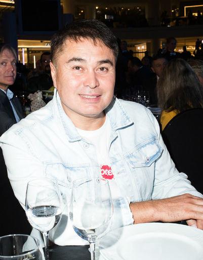 Басков и Лопырева поздравили Навку с новой наградой