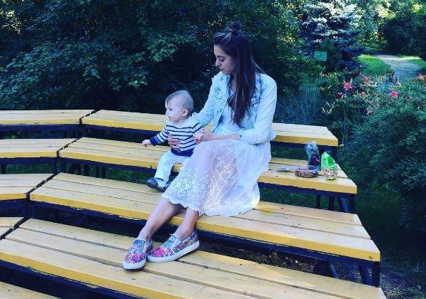 Анастасия Меськова не находит время на воспитание детей