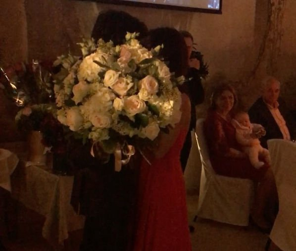 Жених Сати Казановой приятно ее удивил в день рождения