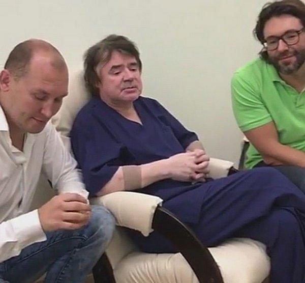 Евгений Осин отрицательно относится к критике в свой адрес