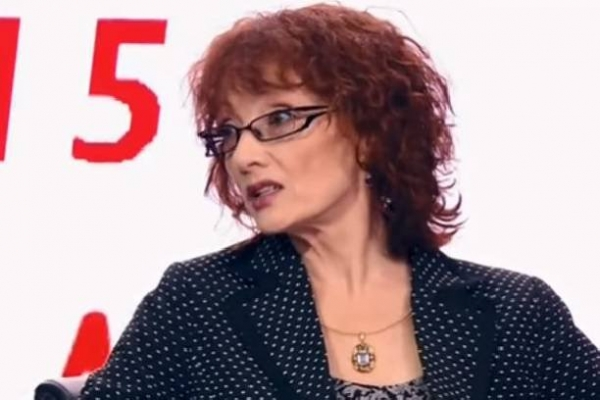 Ольга Зарубина продолжает докапываться до Александра Малинина