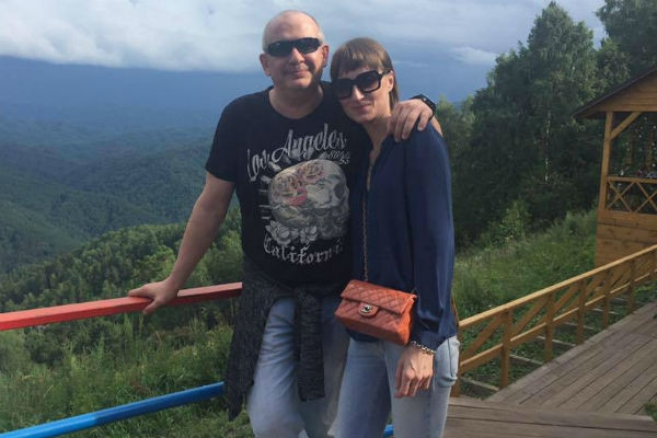 Вдова Марьянова: «Дима пребывал в состоянии внутреннего кризиса»