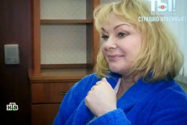 Вдова Евгения Евстигнеева решилась на пластику ради сохранения молодости