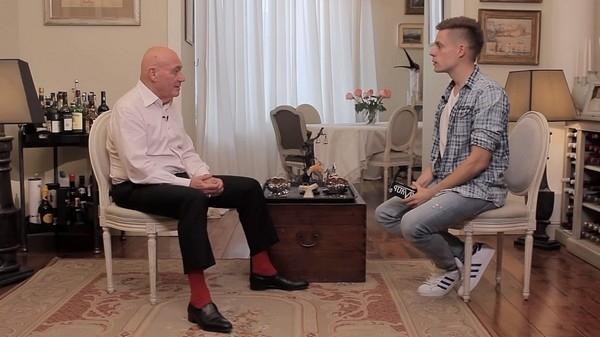 Владимир Познер объяснил, почему снова вступил в брак после 70 лет