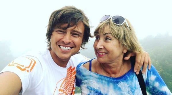 Прохор Шаляпин снова проводит отпуск вместе с Ларисой Копенкиной