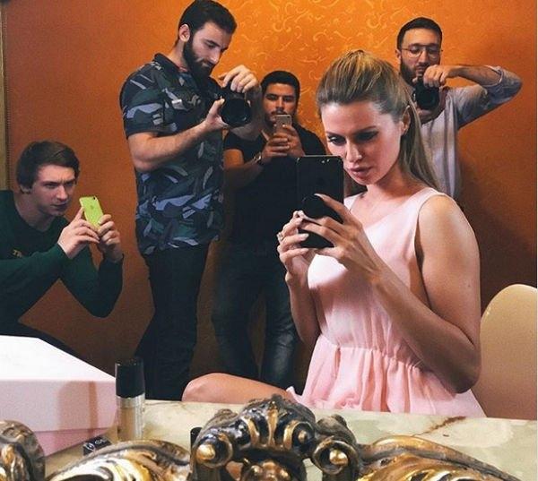 Виктория Боня подверглась критике за лишний вес
