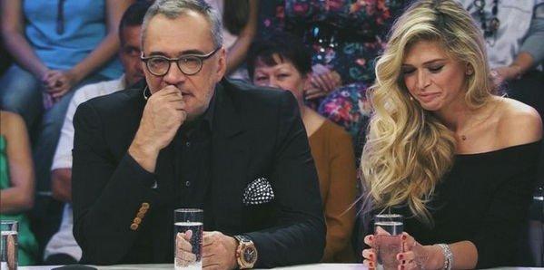 Константин Меладзе рад судьбе за встречу с Верой Брежневой