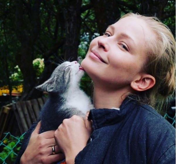 Юлия Пересильд отказывается отвечать на вопросы о романе с Алексеем Учителем