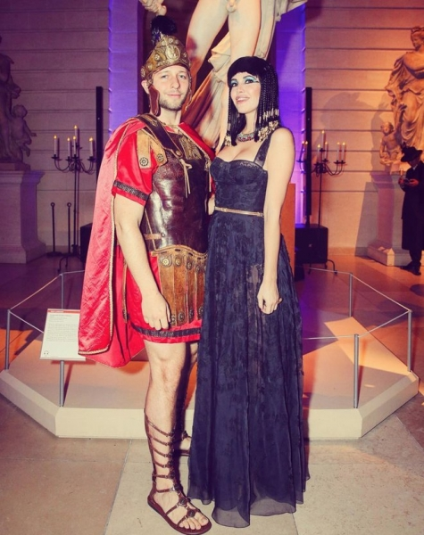 Даша Жукова удивила выбором наряда на Хеллоуин