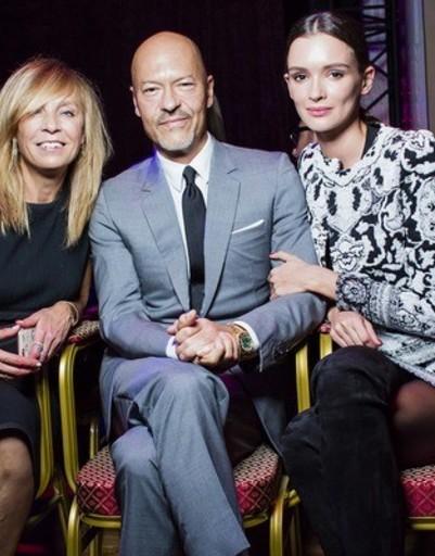 Бондарчук, Андреева и Снигирь окунулись в модную феерию