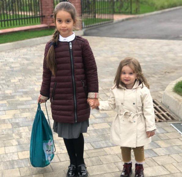 Поклонники поразились невнимательностью Ксении Бородиной к своим детям