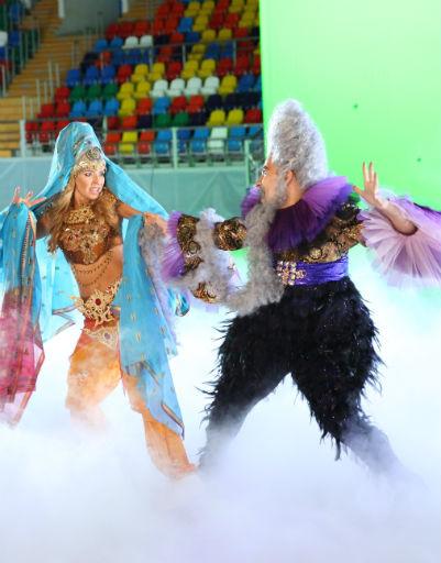 Татьяна Навка возвращается на лед в новом амплуа