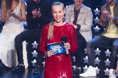 Ксения Собчак рассказала о фаворитах «Новой фабрики звезд» и распорядке дня