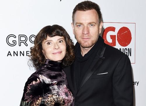 Слухи об отношениях Юэна Макгрегора и коллеги Мэри Элизабет Уинстед подтвердились: актер расстался с женой