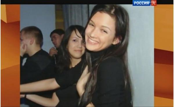 Паулина Андреева показала архивные снимки