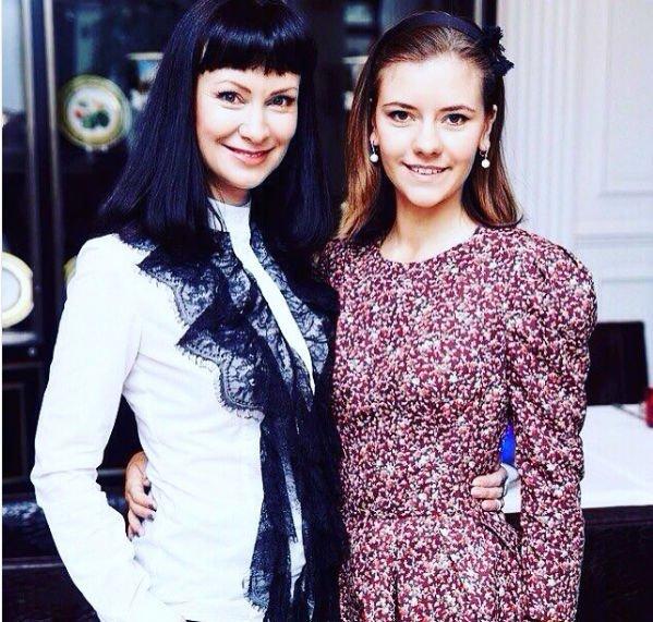 Дочь Нонны Гришаевой выросла настоящей красавицей
