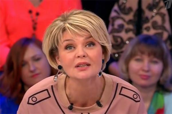 Юлия Меньшова публично заговорила о любви к Юрию Николаеву