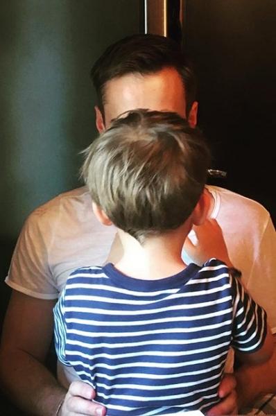 Дмитрий Шепелев поделился опытом в воспитании сына
