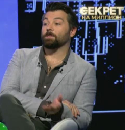 Алексей Чумаков признался, на кого похожа его дочь