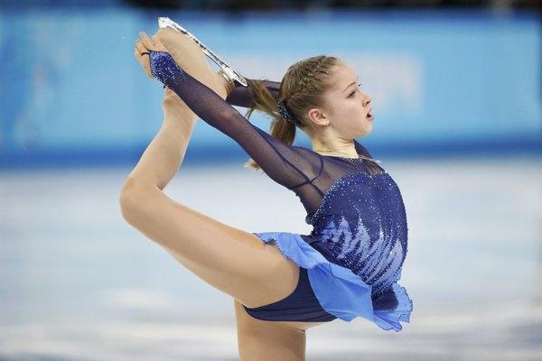 Экс-фигуристка Юлия Липницкая определилась с профессией