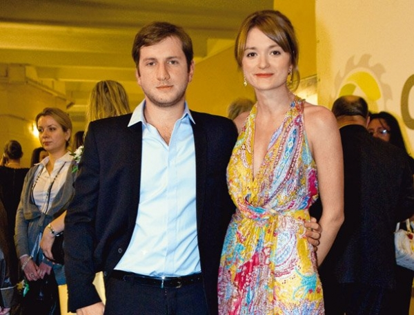 Надежда Михалкова официально подала на развод с Резо Гигинеишвили