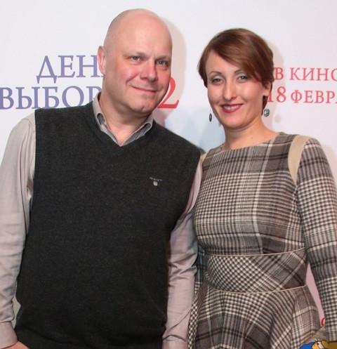 Алексей Кортнев устраивает громкие ссоры с женой