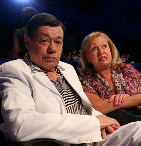 У Николая Караченцова обнаружили метастазы в лимфоузлах