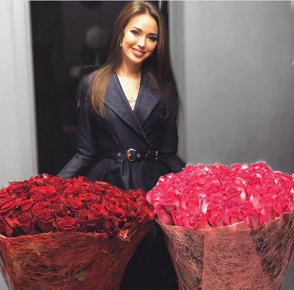 Анастасия Костенко получила роскошный подарок от Дмитрия Тарасова