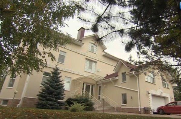 Нонна Гришаева показала шикарный дом