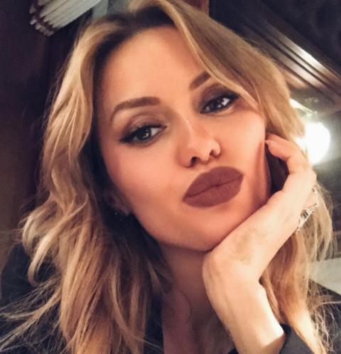Виктория Боня открестилась от связи с актером «Великолепного века»