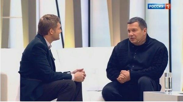 Владимир Соловьев пояснил, откуда у него такие баснословные доходы