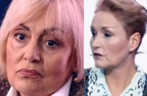 Две дочери Лидии Федосеевой-Шукшиной предъявили претензии матери в прямом эфире