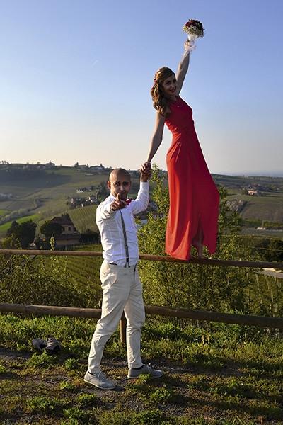 Жительница Новосибирска вышла замуж за итальянского сыровара