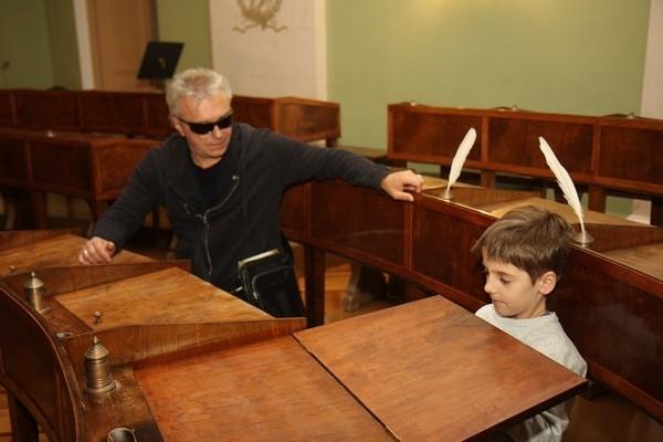 Константин Кинчев показал подросшего внука