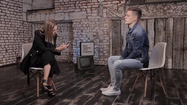 Ксения Собчак развеяла слухи о крестном отце