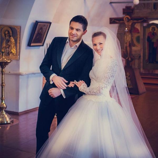 У победителя «Голоса» Сергея Волчкова родилась дочь
