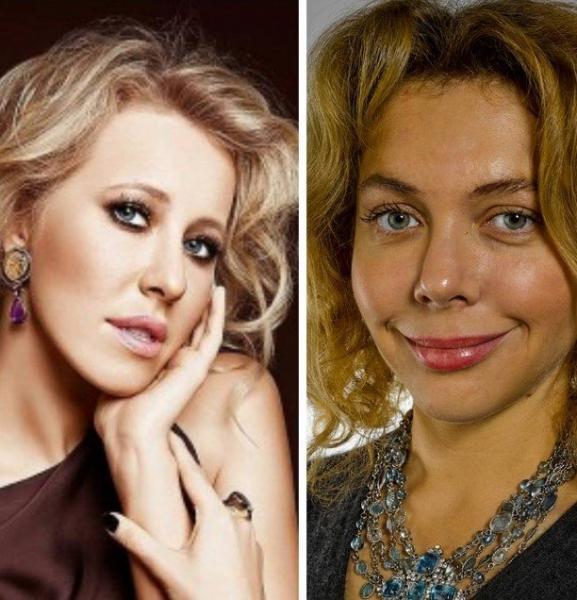 Божена Рынска в недоумении от заявлении любовника о Ксении Собчак