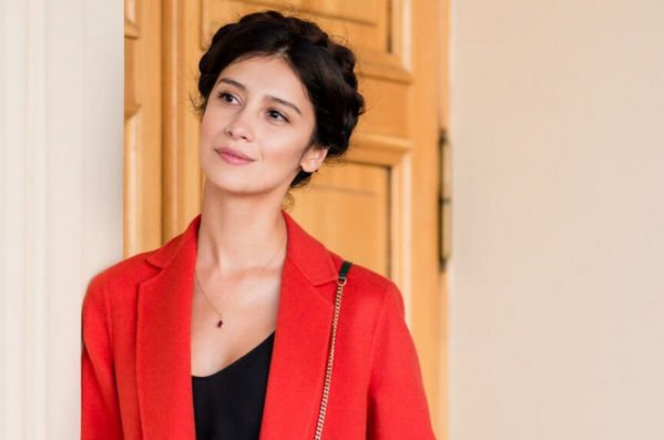 Равшана Куркова снялась в одном фильме с бывшим мужем
