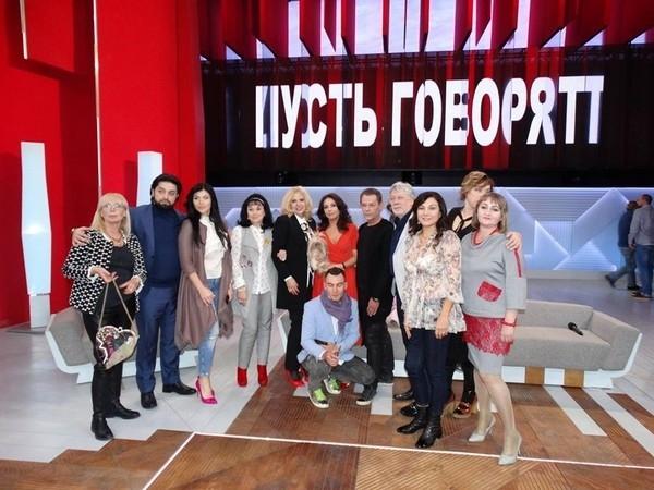 Ольгу Казаченко пристыдили за истерику в эфире телешоу