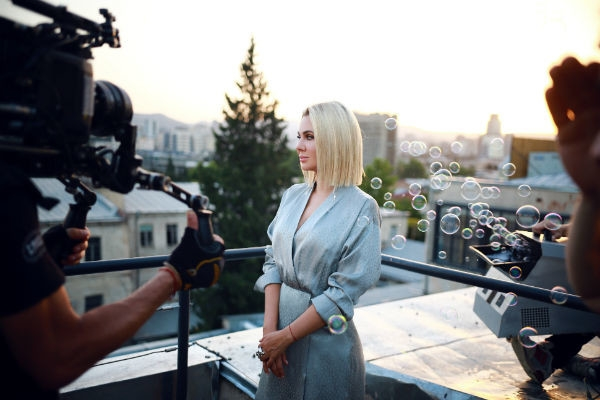 Тамара Саксина поделилась историей любви